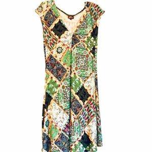 NWOT Salaam Knit Dress Sz L